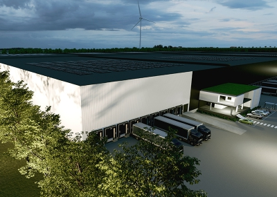Genk Green Logistics