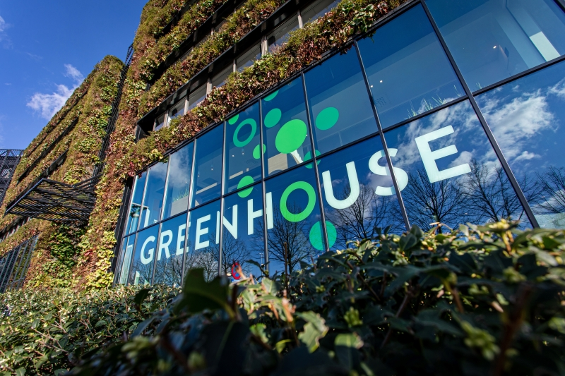 2016 - Greenhouse Antwerp