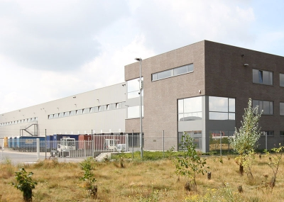 Acquisition of Herentals Logistics 2 logistics site