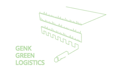 Logo Genk Green Logistics