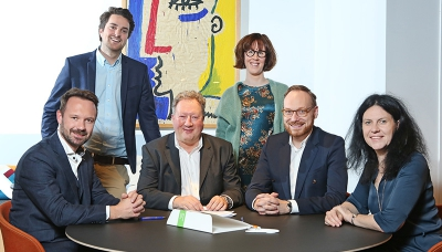Closing first lease agreement Greenhouse Bxl